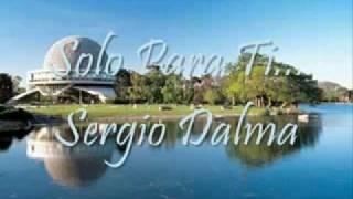 Musica romantica Sergio Dalma Solo para ti
