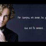 David Bisbal - Para Enamorarte de Mi