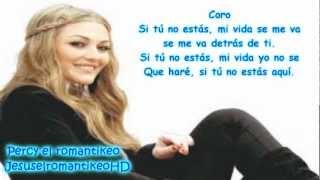 Franco De Vita Ft Amaia Montero - Si tu no estas