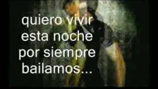 Enrique Iglesias - Bailamos ( Te Quiero ) - Lyrics