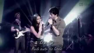 Enrique Iglesias ft. Nicole Scherzinger - Heartbeat ( En vivo )