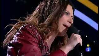 Laura Pausini - Bastava ( En vivo )