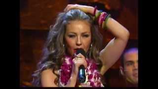 Thalía - Ten Paciencia ( Live )