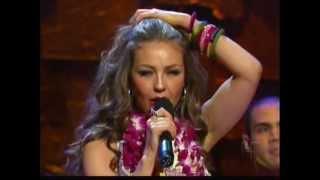 Thalía - Ten Paciencia ( Live )