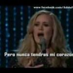 Canciones de Adele - Skyfall ( En concierto )