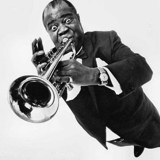 Louis Armstrong – What A Wonderful World ( En vivo )