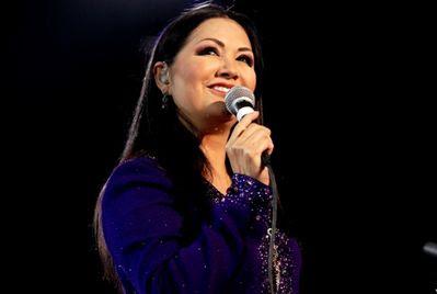 Canciones de Ana Gabriel - Tu Lo Decidiste ( En concierto )