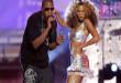 Beyoncé y esposo Jay Z
