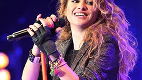 canciones de Paulina Rubio