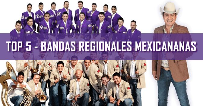 Mejores bandas regionales mexicanas