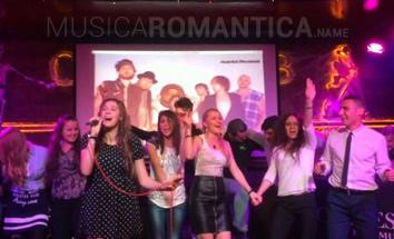 pub karaoke en español